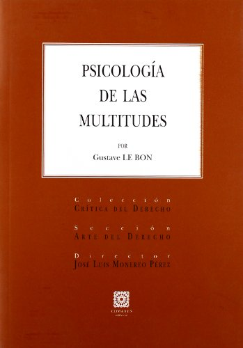 Psicologia de las multitudes (Critica Derecho)