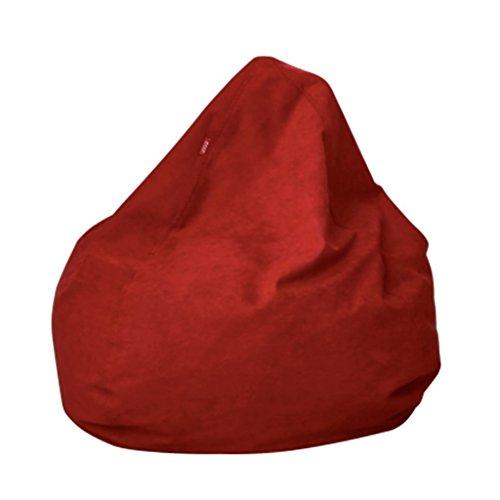 Non-brand Sitzsack Schutzhülle Sitzsackhülle ohne Füllung Riesensitzsack Sitzsack Bezug Hülle Bean Bag Sitzkissen Bezüge Abdeckung