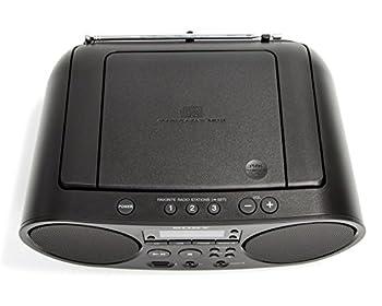 Sony Zsp-s50 Cdusb Radiorekorder (Amfm) 4