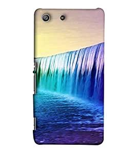 EagleHawk Designer 3D Printed Back Cover for Sony Xperia M5 - D231 :: Perfect Fit Designer Hard Case