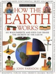 How the Earth Works (Eyewitness Science Guides)