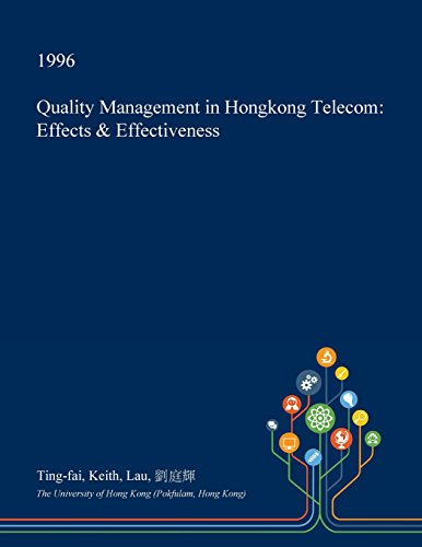 quality-management-in-hongkong-telecom-effects-effectiveness