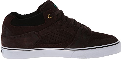 Emerica HSU 6102000031, Sneaker Uomo Brown/Green