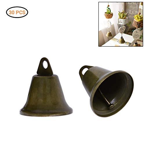 Surenhap - Lote 30 pequeñas Campanas Tinkle Bells