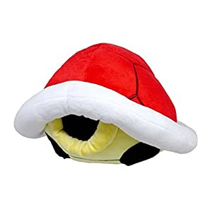 Super Mario Series Plush ~ Red Koopa Shell Pillow