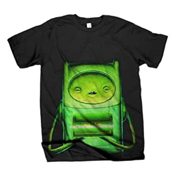 Adventure Time The Pods Black Homme T-Shirt | M