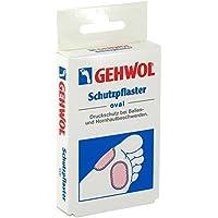 GEHWOL Schutzpflaster oval 4 St Pflaster preisvergleich bei billige-tabletten.eu