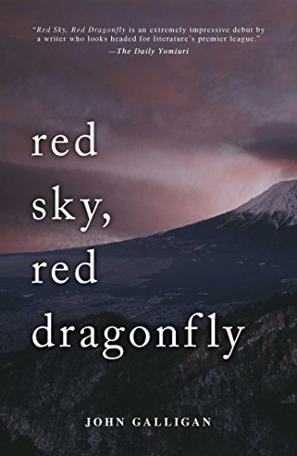 Red Sky, Red Dragonfly (English Edition) -