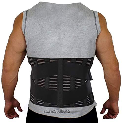 3999036645f4f LLZGPZBD For Men Support Bar Steel Bonewaist Support Sport Cintura Fitness  Respirables Brace Cinturón De Seguridad