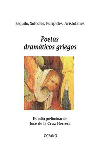 Poetas dramáticos griegos (Biblioteca Universal)