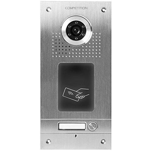 Anthell Electronics Außeneinheit Farb-Videotürsprechanlage m. RFID 1 Familie - SAC562C-CKA