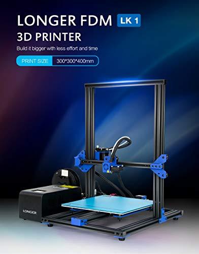 LK1 DIY 3D Drucker LONGER FDM Kit 300 * 300 * 400mm Große Druckgröße mit 2,8-Zoll-Vollfarb-Touchscreen - 9