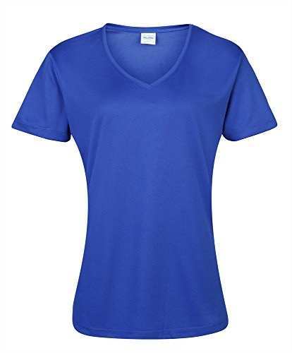 AWDis - T-shirt - Femme rose vif