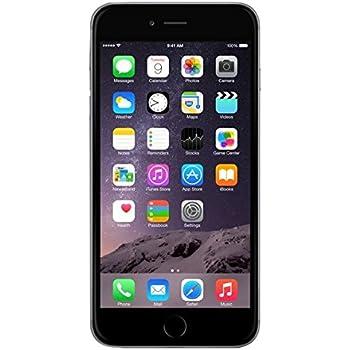 Apple iPhone 6 Plus Smartphone débloqué 4G (Ecran : 5.5 pouces - 128 Go - iOS 8) Gris Sidéral