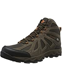 Columbia Peakfreak Xcrsn Ii Mid Leather Outdry, Zapatos de High Rise Senderismo para Hombre