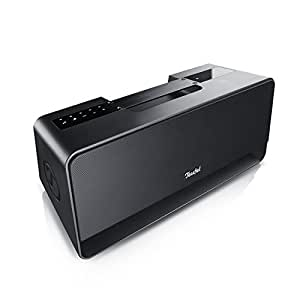 Teufel BOOMSTER - Stereo-Bluetooth-Radio mit integriertem Downfire-Subwoofer