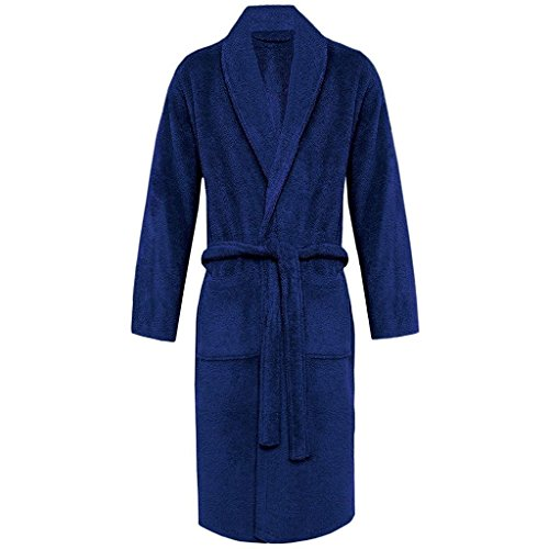 Royal Comfort - Robe de chambre - Femme Bleu Marine