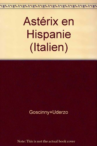 Astérix en Hispanie (version italienne)