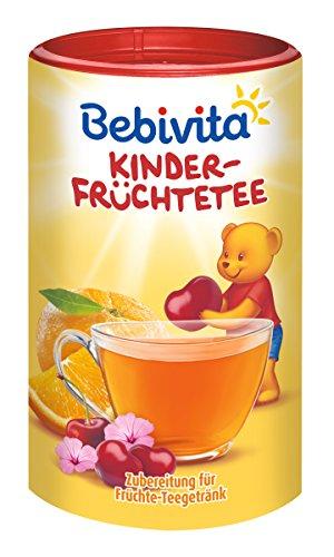 Bebivita, Kinder-Früchtetee, 6er Pack (6 x 400g) -