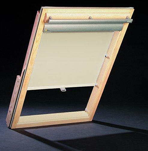 Dachfenster Thermo Rollos für Velux Fenster - Original Luxaflex - Sonnenschutz GGL GPL GGU GPU M06/M08