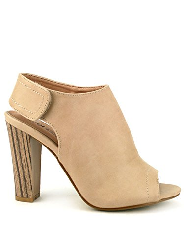 Cendriyon, Low Boots Beige OPHELIA Chaussures Femme Beige