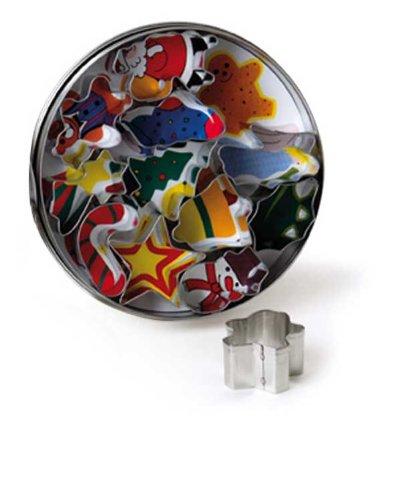 Egmont Toys Kinder - Ausstechformen-Box, Weihnachten