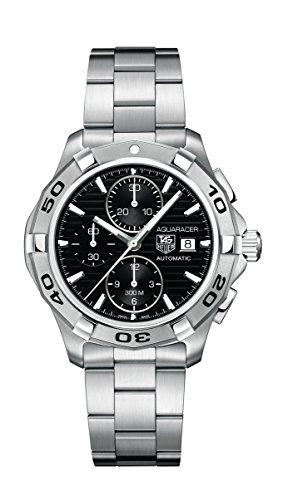 TAG Heuer Herren-Armbanduhr Chronograph Automatik Edelstahl CAP2110.BA0833