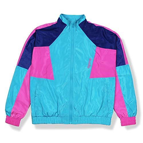 Agora Multi-Colour Windbreaker Jacket (Large)
