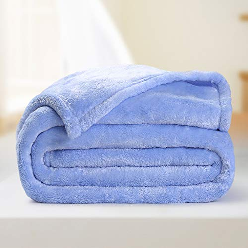DMGY Comfy Soft Throw Blanket, Single Single, Large Washable Duradero, Transpirable, Anti-Fade...