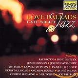 Love Ballads: Late Night Jazz