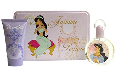 Disney Jasmine Coffret Cadeau Fille Eau de Parfum 50 ml + Gel Douche 75 ml