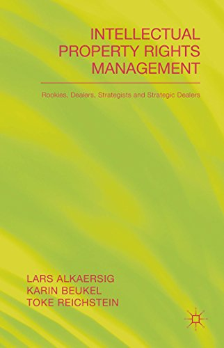 Intellectual Property Rights Management: Rookies, Dealers and Strategists by Lars Alkaersig (24-Feb-2015) Hardcover