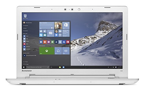 "Lenovo Ideapad 500-15ISK - Portátil de 15.6"" FullHD (Intel Core i7-6500U, 12 GB de RAM, HDD de 1 TB, Radeon R7 M360 2GB , Windows 10), blanco - Teclado QWERTY Español"