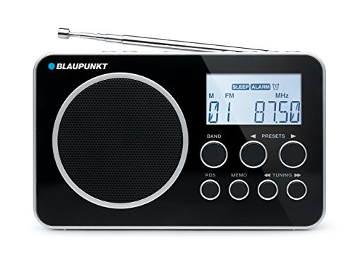 Blaupunkt BDR-500 tragbares digitales PLL Radio schwarz
