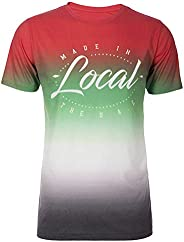 Local UAE Fade T-Shirt for Men