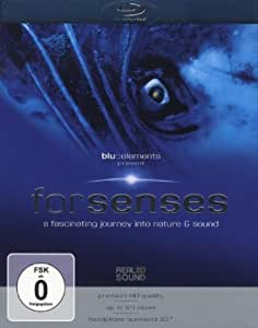 Forsenses [Blu-ray] [Import anglais]