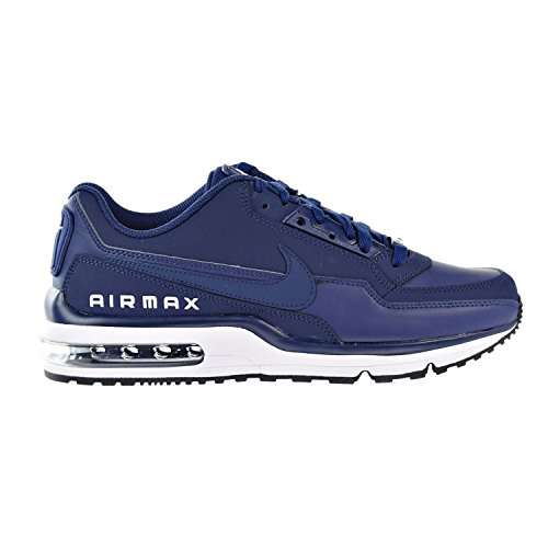 Nike Männer Air Max Ltd (Nike Mens Air Max LTD 3 Binary Blue Leather Trainers 41 EU)