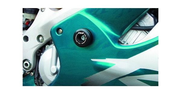 Satz Gsg Moto Sturzpads Passend Für Die Honda Cbr 600 F Pc35 99 Auto