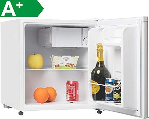 Melchioni ARTIC47LT Mini frigorífico con congelador, Minibar Pequeño, 47 litros, Temperatura ajustable,...