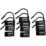 CB-X Chastity Devices Disposable Locks - 10-Piece