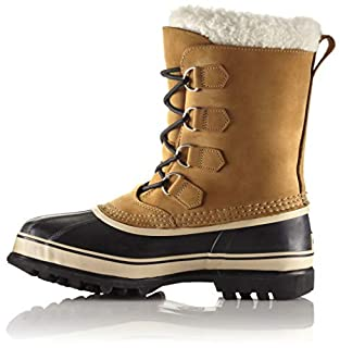 Sorel Bottes d'Hiver pour Hommes, Caribou, Marron clair (Buff), Taille : 41 1/2 (B0045DR2WM) | Amazon price tracker / tracking, Amazon price history charts, Amazon price watches, Amazon price drop alerts