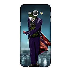 Enticing Walking Mad Back Case Cover for Galaxy A8