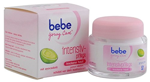 Bebe Young Care Intensivpflege, 2 x 50 ml