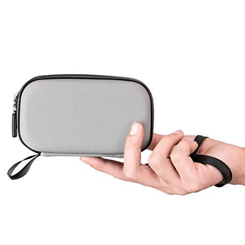 Szseven Für DJI osmo Tasche Sport Kamera Tragetasche aufbewahrungsbox Tasche mit Zwei-Wege-reißverschluss Kamera tragbaren Schutz zubehör - Blau Bagless Staubsauger