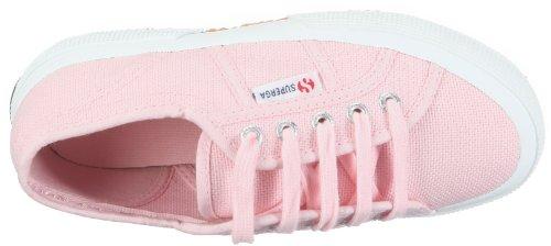 Superga 2750-JCOT CLASSIC S0003C0 Unisex-Kinder Sneaker Pink (Pink 915)