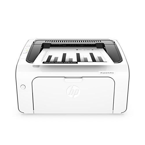 HP LaserJet Pro M12w Laserdrucker (Drucker, WLAN, HP ePrint, USB, 600 x 600 dpi) weiß (Laserdrucker Wifi)