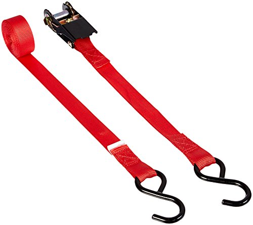 BOXER TOOLS 1-Inch x 13-Ft. Tie-Down With Ratchet