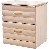 Preisvergleich für Holz Nachttisch Side End Tabelle Einfach Platzsparende Lagerung Schrank/BüCherregal / Nachttisch, Mit Im Wohnzimmer, Schlafzimmer und Studie.