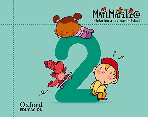 Matematitico. Iniciación a las matemáticas. Cuaderno 2 (Matematítico)