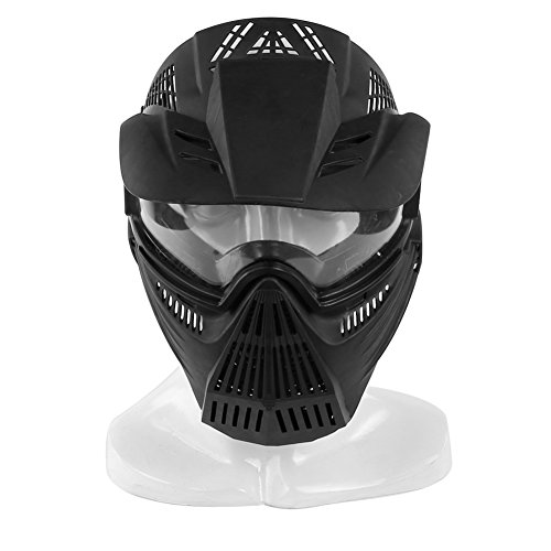 Hunting Explorer Tactical Outdoor Objektiv Maske Full Face Breathable CS Jagd Military Army Airsoft Schutz Masken Paintball Zubehör